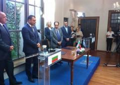 ΚΑΒΑΛΑ: Υπογραφή μνημονίου συνεργασίας για τη σιδηροδρομική σύνδεση Ελλάδας-Βουλγαρίας, παρουσία Τσίπρα-Μπορίσοφ