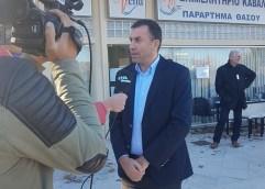 ΠΑΥΛΟΣ ΖΗΣΙΜΟΥ:  Ο απερχόμενος πρόεδρος του Επιμελητηρίου μετέτρεψε το γραφείο του σε προεκλογικό κέντρο του άλλου συνδυασμού