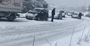 Αναμένονται έντονες χιονοπτώσεις στην Ελλάδα την Πέμπτη και Παρασκευή, σύμφωνα με το meteo του Εθνικού Αστεροσκοπείου – Εκτεταμένη η χιονοκάλυψη στην Ευρώπη