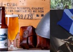 """ΑΝΑΜΝΗΣΤΙΚΗ ΓΙΑ ΤΗΝ ΕΠΕΤΕΙΟ ΤΗΣ ΜΑΧΗΣ ΤΩΝ ΟΧΥΡΩΝ: Συλλεκτική μπύρα """"Ρούπελ 1941"""""""