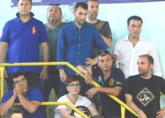 Μάκης Παπαδόπουλος: Συγχαρητήρια στην Ένωση Καλαθοσφαίρισης!