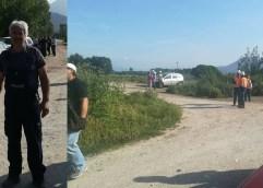 Οι αγρότες σταμάτησαν το συνεργείο του ΤΑΡ στους Φιλίππους