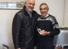 «Έφυγε» ο πρώην δημοτικός σύμβουλος Σταύρος Μαρινίδης