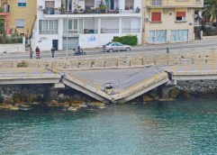 Μάκης Παπαδόπουλος: «Καθυστερεί πολύ η διοίκηση του Δήμου για αμφιδρόμηση και πεσμένη γέφυρα»