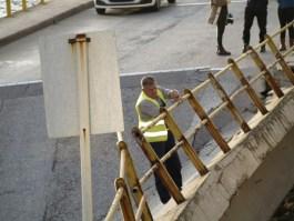 Υπουργός Υποδομών και Μεταφορών Χρήστος Σπίρτζης στον Realfm 97,8: «Η γέφυρα ανήκει στον δήμο»