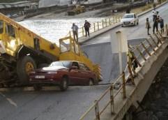 Στην Καβάλα μεταβαίνει εκτάκτως αύριο η υφυπουργός Μακεδονίας-Θράκης, μετά την κατάρρευση της γέφυρας