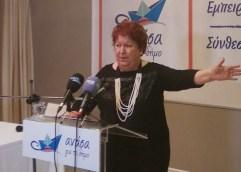 Η δήμαρχος Καβάλας Δήμητρα Τσανάκα σαμποτάρει συνεχώς την συνεργασία