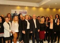 ΒΑΓΓΕΛΗΣ ΠΑΠΠΑΣ: Εκδήλωση για την ημέρα της γυναίκας