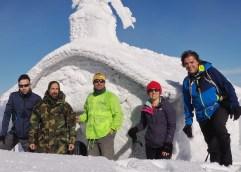 ΕΛΛΗΝΙΚΟΣ ΟΡΕΙΒΑΤΙΚΟΣ ΣΥΛΛΟΓΟΣ  ΚΑΒΑΛΑΣ: Χειμερινή ανάβαση στον Άγιο Παύλο Φαλακρού