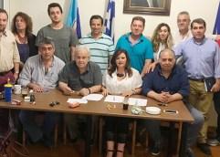 Η ΝΟΔΕ Καβάλας στηρίζει το Γιάννη Πασχαλίδη για τις δηλώσεις τους σχετικά με τους πρόσφυγες