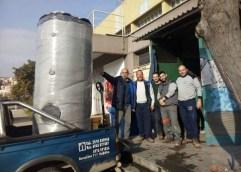 ΔΕΝ ΘΑ ΞΑΝΑΓΙΝΟΥΜΕ ΡΕΖΙΛΙ: Αντικαταστάθηκε το μπόιλερ στο κλειστό της Καλαμίτσας, μετά την κατακραυγή