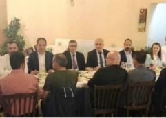 Ιφτάρ με τον Τούρκο πρόξενο έκανε ο Χρήστος Μέτιος παραμονές εκλογών