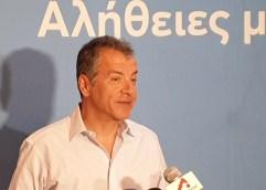 """Καβάλα: """"Να δώσουν φωνή"""" στα μικρότερα κόμματα μέσα στην Ευρωβουλή ζήτησε από τους ψηφοφόρους ο Σταύρος Θεοδωράκης"""