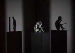 Από την Ξάνθη στην Ταϊβάν, στην πρώτη παγκόσμια ομαδική έκθεση για την τέχνη της σκιάς, τρία έργα του εικαστικού καλλιτέχνη Τριαντάφυλλου Βαΐτση