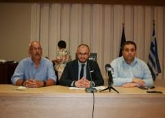 Αντιπρόεδρος του Περιφερειακού Συμβουλίου ο Αλέξανδρος Ιωσηφίδης