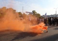 Εικόνες από την συγκέντρωση των συλλόγων της Καβάλας στο Στρατόπεδο Ασημακοπούλου