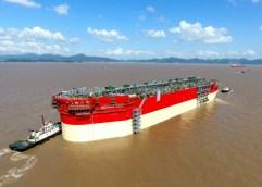 ENERGEAN: Ενημέρωση για την πορεία κατασκευής του κύτους του FPSO στην Κίνα