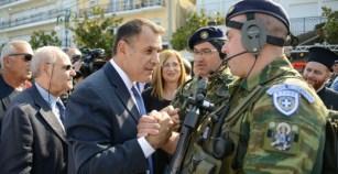 ΝΙΚΟΣ ΠΑΝΑΓΙΩΤΟΠΟΥΛΟΣ: Σύντομα η αύξηση της στρατιωτικής θητείας, επεσήμανε από τη Θάσο ο υπουργός Εθνικής Άμυνας
