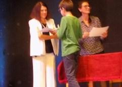 Tελετή  βράβευσης μαθητών  που διακρίθηκαν στον  Πανελλήνιο  Διαγωνισμό     «Παιχνίδι και Μαθηματικά».