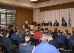 Η αξιοποίηση του τουριστικού προϊόντος της Α.Μ.Θ. στο επίκεντρο της συνάντησης του υπουργού Τουρισμού Χ. Θεοχάρη, με την ηγεσία της Περιφέρειας και τους τοπικούς φορείς