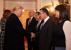 Τι είπε ο Νίκος Παναγιωτόπουλος στον πρόεδρο των ΗΠΑ Ντόναλντ Τράμπ