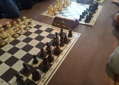 ΘΑΣΟΣ: Το Σκάκι  στο «Νησί του Άη Βασίλη»