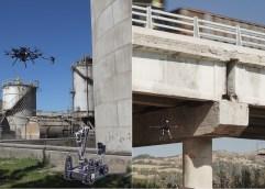 «Εγνατία Οδός ΑΕ»: Με drones ο έλεγχος στις γέφυρες και στις σήραγγες