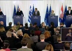 ΚΑΣΤΑΝΙΕΣ ΈΒΡΟΥ: Την εμπιστοσύνη τους στην ελληνική κυβέρνηση και τη στήριξη της Ελλάδας τόνισαν οι Ευρωπαίοι αξιωματούχοι