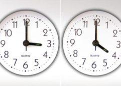 ΘΕΡΙΝΗ ΩΡΑ ΑΠΟ ΤΑ ΞΗΜΕΡΩΜΑΤΑ ΤΗΣ ΚΥΡΙΑΚΗΣ: Οι δείκτες των ρολογιών γυρίζουν μία ώρα μπροστά