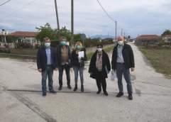 ΧΡΥΣΟΥΠΟΛΗ: Ενημέρωση στους Ρομά και μάσκες από την αντιπεριφέρεια Καβάλας