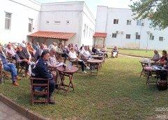 Υπαίθρια συνεδρίαση για το Τοπικού Συντονιστικού Οργάνου Πολιτικής Προστασίας του Δήμου Νέστου