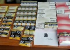 ΣΤΗ ΝΕΑ ΠΕΡΑΜΟ: Συνελήφθη να κατέχει 208 πακέτα λαθραίων τσιγάρων και πάνω από 1 κιλό λαθραίου καπνού