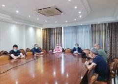 Σύσκεψη για τα μέτρα προστασίας στον τομέα της εστίασης