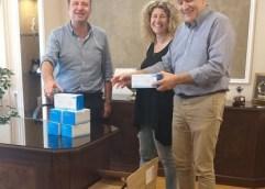 Ο Δήμος Παγγαίου ευχαριστεί την Ειδική Κομματική Οργάνωση (ΕΚΟ) της Νέας Δημοκρατίας Ελλήνων Στουτγκάρδης