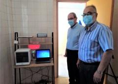 Energean: Στο Κέντρο Υγείας Πρίνου στην Θάσο ο νέος μοριακός αναλυτής για τεστ για τον κορωνοϊό