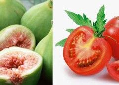 Σύκο και ντομάτα, τα δώρα του καλοκαιριού