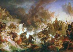 ΝΑΥΜΑΧΙΑ ΤΗΣ ΣΑΛΑΜΙΝΑΣ: Πως ο καιρός λειτούργησε ως σύμμαχος των Ελλήνων