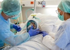 Τριακόσια δύο νέα κρούσματα και δύο θάνατοι το τελευταίο 24ωρο, 53 οι διασωληνωμένοι με covid-19