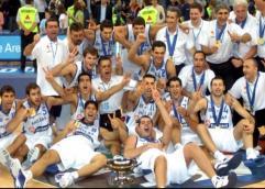 ΣΑΝ ΣΗΜΕΡΑ: Η Εθνική ομάδα της Ελλάδος στο μπάσκετ κατακτά το 34ο Πανευρωπαϊκό πρωτάθλημα για δεύτερη φορά