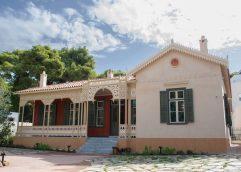 Τελετή αποκατάστασης της ιστορικής οικίας Παύλου Μελά