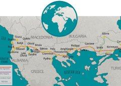VIA EURASIA: Η πεζοπορική διαδρομή που ενώνει την Ευρώπη με την Ασία