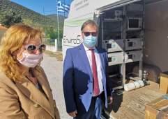 ΚΩΣΤΑΣ ΑΝΤΩΝΙΑΔΗΣ ΑΠΟ ΧΑΛΚΕΡΟ: Δεν υπάρχει υπέρβαση ορίων στην ρύπανση