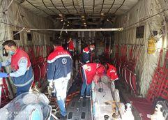 Δείτε πως γίνονται οι αεροδιακομιδές από τους διασώστες του ΕΚΑΒ