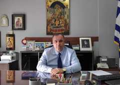 ΕΛΕΥΘΕΡΙΟΣ ΚΥΡΙΑΚΙΔΗΣ: Όχι στον εφησυχασμό, συνιστά ο δήμαρχος Θάσου