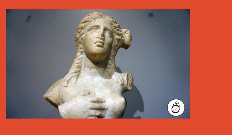 Η μυθική Σειρήνα της Αμφίπολης!!! ΜΗΠΩΣ ΠΡΟΕΡΧΕΤΑΙ ΑΠΟ ΤΟ ΜΝΗΜΕΙΟ ΤΟΥ ΚΑΣΤΑ;