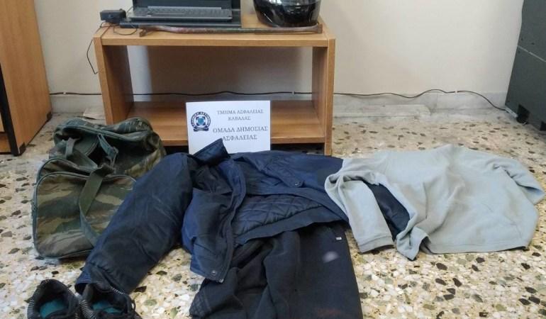 ΚΑΒΑΛΑ: Με τα κλοπιμαία άνοιγε μαγαζί