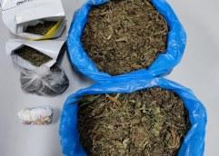 Συνελήφθη ημεδαπός για κατοχή περίπου 6 κιλά ακατέργαστης κάνναβης