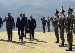 Στο οχυρό Ρούπελ για την επέτειο των 80 ετών από την ηρωική μάχη ο Ν. Παναγιωτόπουλος