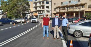 ΔΗΜΟΣ ΚΑΒΑΛΑΣ: Ξεκίνησε η αμφιδρόμηση τμήματος της οδού Αμερικανικού Ερυθρού Σταυρού