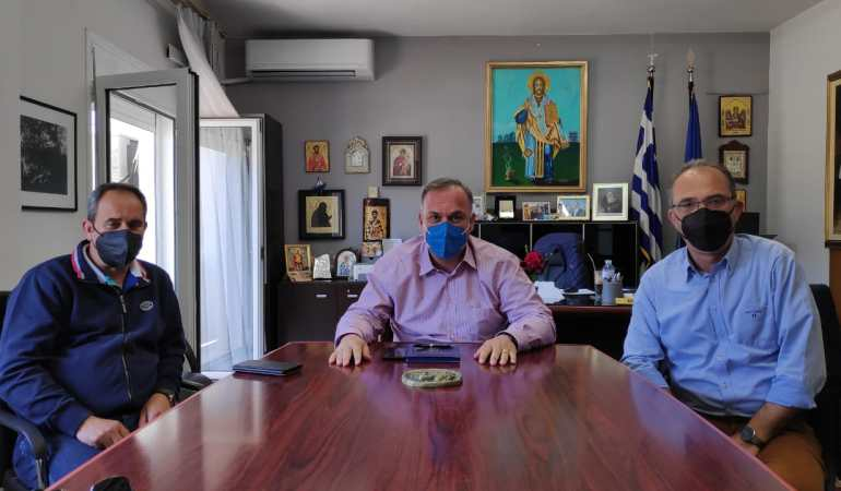 Ετοιμασίες στη Θάσο, συνάντηση για την έναρξη της τουριστικής περιόδου το προσεχές Σαββατοκύριακο
